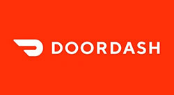 Place an online order with Doordash