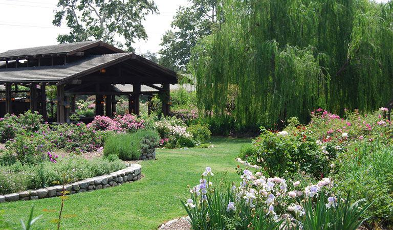Descanso Gardens private event space