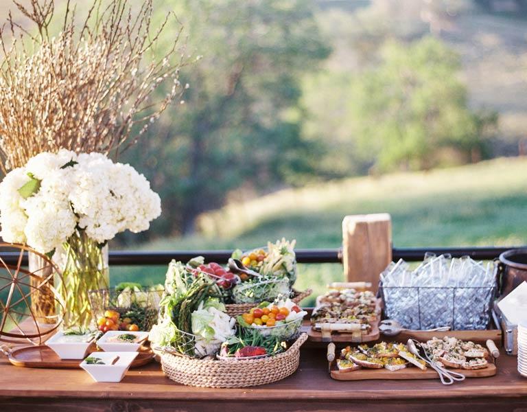California Weddings Catering