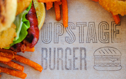 Upstage Burger | Burgers & Fries