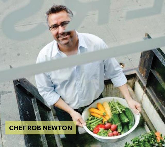 Executive Chef Rob Newton